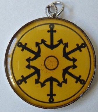 mandalový amulet sebevědomí